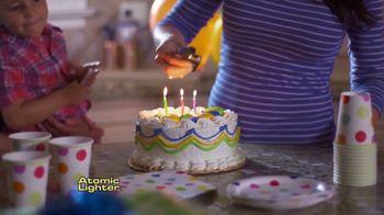 Atomic Lighter TV Spot, 'No te decepcionará' con Hunter Ellis [Spanish] - 3449 commercial airings