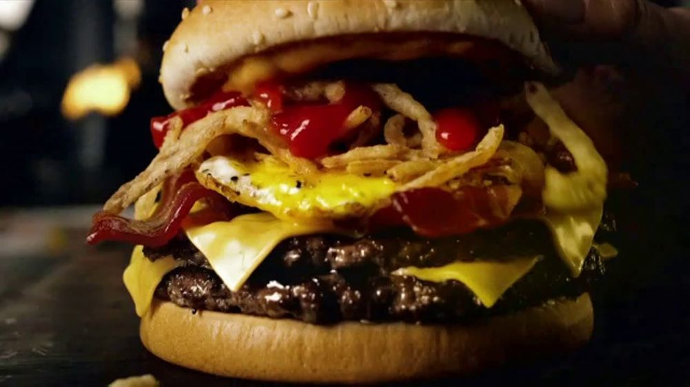 burger king farmhouse king tv commercial all the fixings ispot tv