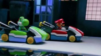 Hot Wheels Ai Intelligent Race System TV Spot, 'Mario and Yoshi' - 178 commercial airings