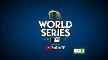 Dick's Sporting Goods TV Spot, '2017 World Series: Dodgers Gear'