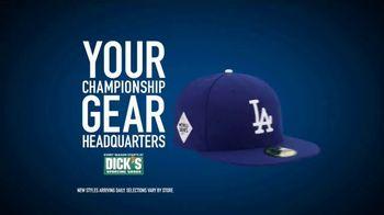 Dick's Sporting Goods TV Spot, '2017 World Series: Dodgers Gear' - Thumbnail 5