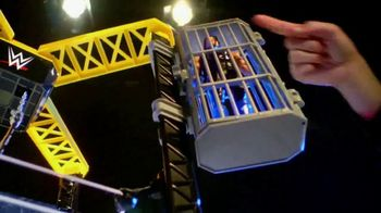 WWE Tough Talkers Championship Takedown Ring TV Spot, 'All the Tough Talk'