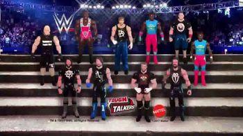 WWE Tough Talkers Championship Takedown Ring TV Spot, 'All the Tough Talk' - Thumbnail 9