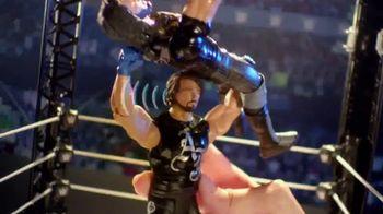 WWE Tough Talkers Championship Takedown Ring TV Spot, 'All the Tough Talk' - Thumbnail 5