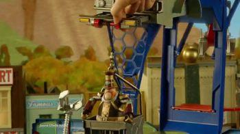 Ben 10 Rustbucket Playset TV Spot, 'It's Hero Time' - Thumbnail 9