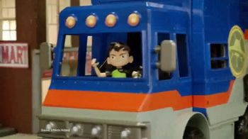 Ben 10 Rustbucket Playset TV Spot, 'It's Hero Time'