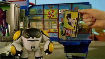 Ben 10 Rustbucket Playset TV Spot, 'It's Hero Time' - Thumbnail 4