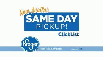 Kroger ClickList TV Spot, 'Personal Shopper' - Thumbnail 10