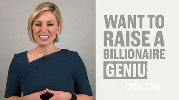 CNBC Business Brief TV Spot, 'Raise a Billionaire' - Thumbnail 6