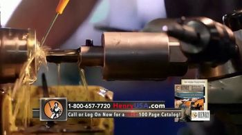 Henry Repeating Arms TV Spot, 'Classic Rifle and Shot Guns' - Thumbnail 2