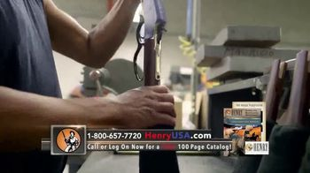 Henry Repeating Arms TV Spot, 'Classic Rifle and Shot Guns' - Thumbnail 3