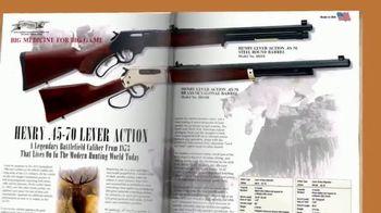 Henry Repeating Arms TV Spot, 'Classic Rifle and Shot Guns' - Thumbnail 7