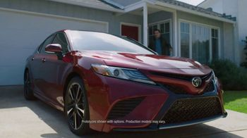 2018 Toyota Camry TV Spot, 'Thrill' Song by Queen [T1] - Thumbnail 1
