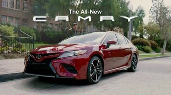 2018 Toyota Camry TV Spot, 'Thrill' Song by Queen - Thumbnail 10