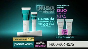 ProactivMD TV Spot, 'Gran avance contra el acné: duo para el spa' [Spanish] - Thumbnail 10