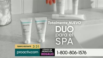 ProactivMD TV Spot, 'Gran avance contra el acné: duo para el spa' [Spanish] - Thumbnail 8