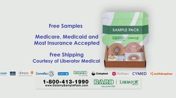 Liberator Medical Supply TV Spot, 'Ostomy'