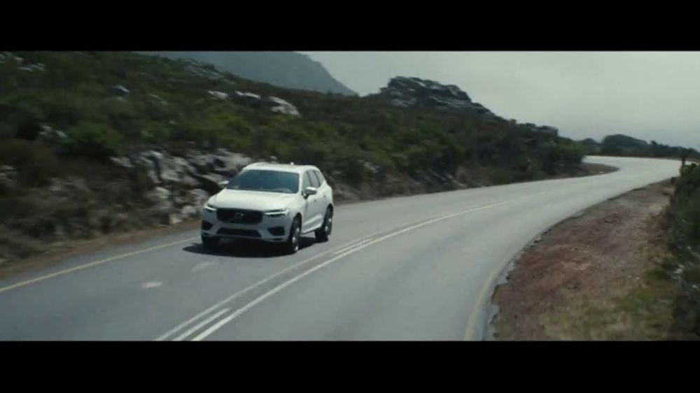 2018 Volvo Xc60 Tv Commercial Embrace The Future Future T1