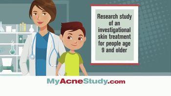 MyAcneStudy.com TV Spot, 'Facial Acne Research Study' - Thumbnail 2