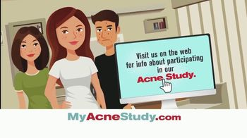 MyAcneStudy.com TV Spot, 'Facial Acne Research Study' - Thumbnail 5