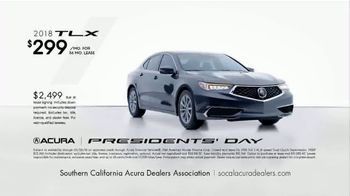 Acura Presidents' Day TV Spot, 'Designed to Adapt' [T2] - Thumbnail 8