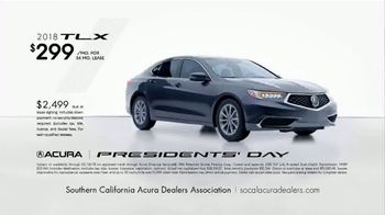 Acura Presidents' Day TV Spot, 'Designed to Adapt' [T2] - Thumbnail 7