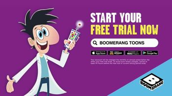 Boomerang Channel TV Spot, 'Cloudy with a Chance of Meatballs' - Thumbnail 7