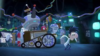 Boomerang Channel TV Spot, 'Cloudy with a Chance of Meatballs' - Thumbnail 2