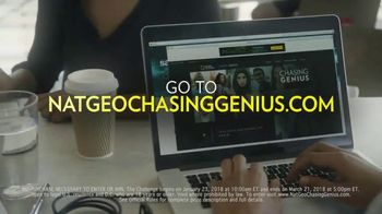 National Geographic TV Spot, 'Chasing Genius Unlimited Challenge' - Thumbnail 6