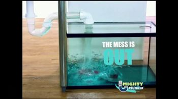 Mighty Plunger TV Spot, 'The Mess Is Out' - Thumbnail 6