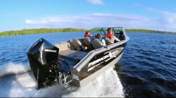 Mercury Marine V-6 FourStroke TV Spot, 'Bold Without Limits'