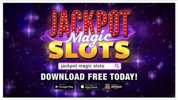 Jackpot Magic Slots TV Spot, 'Get Your Free Slots Now!' - Thumbnail 9