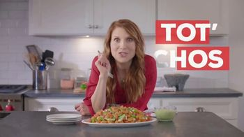 SeaPak Popcorn Shrimp TV Spot, 'Popcorn Shrimp Tot'chos'