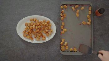 SeaPak Popcorn Shrimp TV Spot, 'Popcorn Shrimp Tot'chos'