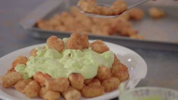 SeaPak Popcorn Shrimp TV Spot, 'Popcorn Shrimp Tot'chos' - Thumbnail 6