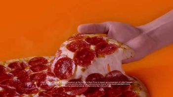 Little Caesars EXTRAMOSTBESTEST Pizza TV Spot, 'Topping School'