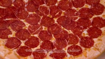 Little Caesars EXTRAMOSTBESTEST Pizza TV Spot, 'Topping School' - Thumbnail 6