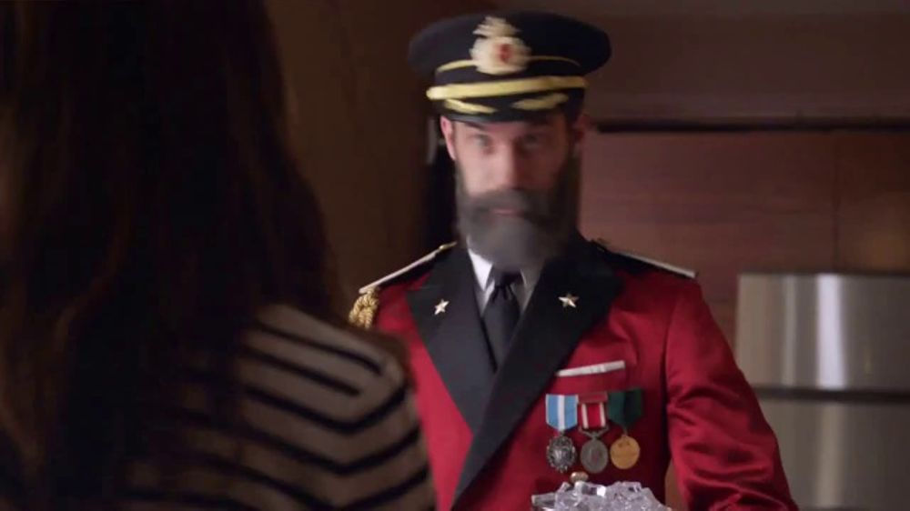 - Capital One Venture TV Commercial, 'Hotels.com: Ice Bucket' Feat. Jennifer Garner - iSpot.tv