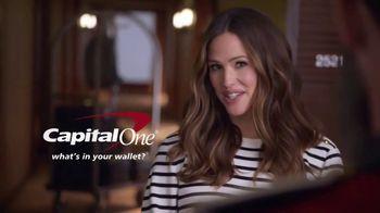 Capital One Venture TV Spot, 'Hotels.com: Ice Bucket' Feat. Jennifer Garner - Thumbnail 7