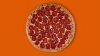 Little Caesars EXTRAMOSTBESTEST Pizza TV Spot, 'Ingredientes' [Spanish] - Thumbnail 1
