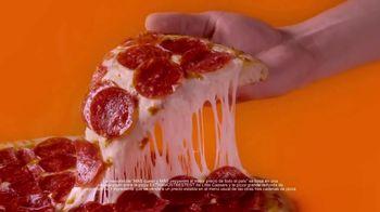 Little Caesars EXTRAMOSTBESTEST Pizza TV Spot, 'Ingredientes' [Spanish] - Thumbnail 4