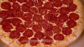 Little Caesars EXTRAMOSTBESTEST Pizza TV Spot, 'Ingredientes' [Spanish] - Thumbnail 6