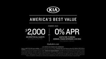 Kia Evento Presidents Day TV Spot, 'La mejor compra: en el camino' [Spanish] [T2] - Thumbnail 9