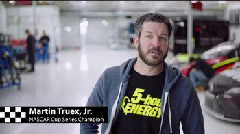 5 Hour Energy TV Spot, 'The Garage to 100 Percent' Feat. Martin Truex Jr. - Thumbnail 1