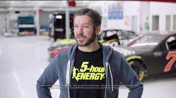 5 Hour Energy TV Spot, 'The Garage to 100 Percent' Feat. Martin Truex Jr. - Thumbnail 10