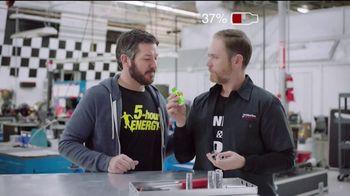 5 Hour Energy TV Spot, 'The Garage to 100 Percent' Feat. Martin Truex Jr. - Thumbnail 6