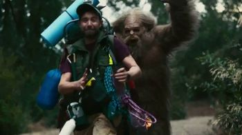 Jack Link's Beef Jerky TV Spot, 'Runnin' With Sasquatch'