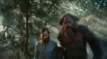 Jack Link's Beef Jerky TV Spot, 'Runnin' With Sasquatch' - Thumbnail 1