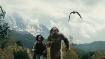 Jack Link's Beef Jerky TV Spot, 'Runnin' With Sasquatch' - Thumbnail 3