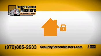Security Screen Masters TV Spot, 'Frank Gentry: Retired Police Detective' - Thumbnail 9